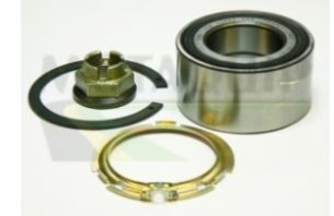 FRONT WHEEL BEARING KIT RENAULT MEGANE M3 2002 2003 2004 2005 2006 2007 2008 1.5 DCI NOT 86bhp & 2.0T (1172)